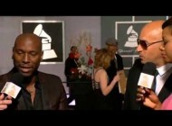 Vin Deiesel Interview 5th GRAMMY Award Red Carpet (Grammy Award 2013)