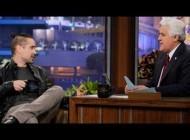 Colin Farrell On Social Media - The Tonight Show with Jay Leno