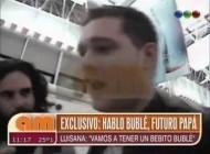 """Michael Bublé y el embarazo de Luisana """"Es un sueño hecho realidad"""""""