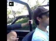 Josh Hutcherson in Avan Jogia's vine video