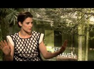 Cobie Smulders EXCLUSIVE INTERVIEW for SAFE HAVEN