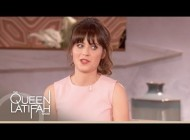 Zooey Deschanel on The Queen Latifah Show
