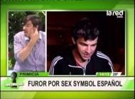 Furor por sex symbol español: Actor Mario Casas está en Chile