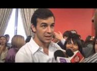Entrevista a Mario Casas en CHILE.