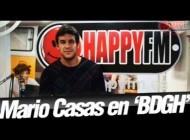 Mario Casas en Buenos Días Gente Happy FM