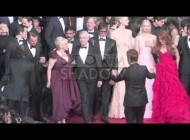 The Great Gatsby Cast on the red carpet of The 2013 Cannes Film Festival opening ceremony