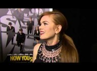 Isla Fisher,Now You See Me, NY Premiere, soundbites , hd