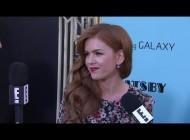 "Isla Fisher Stays True to ""Gatsby"" Character"