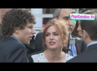 Jesse Eisenberg meets Isla Fisher & Mark Ruffalo at Now You See Me Screening ArcLight in Hollywood