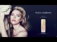 Scarlett Johansson is Flawless in Dolce&Gabbana Makeup