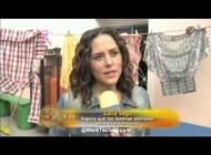 """Zuria Vega nos habla de """"Qué Pobres tan Ricos"""""""